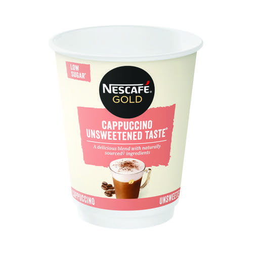 Nescafe and Go Cappuccino Pk8