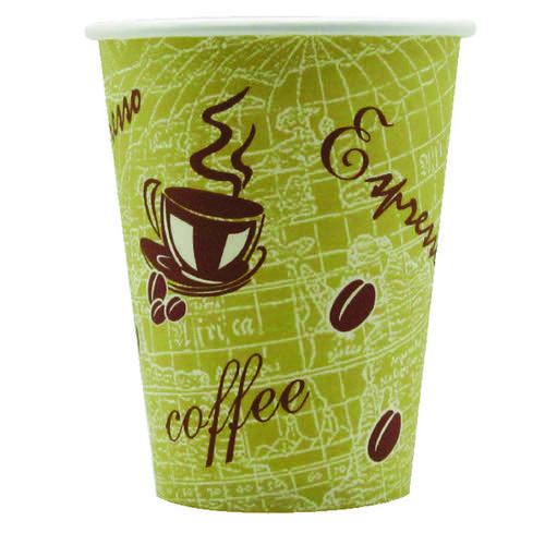 Nupik-Flo Ready To Go Paper Cup 12oz P50