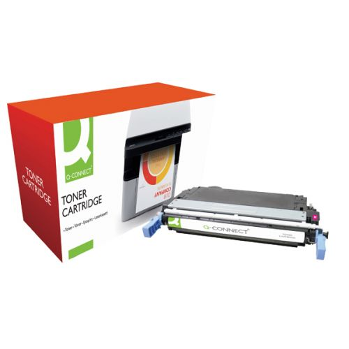 Q-CONNECT HP 642A MAGENTA TONER CB403A