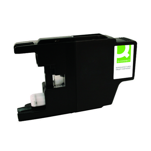 Q-Connect Brother LC3219XL CMYK (Pack of 4) LC3219XLVAL-COMP