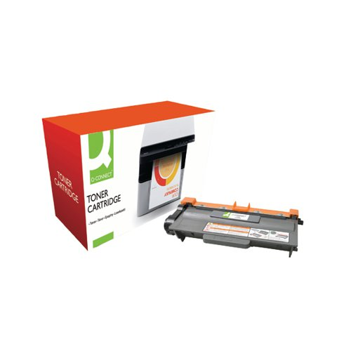 Q-CONNECT BROTHER TN3330 BLACK TONER