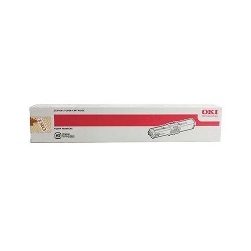 Oki Magenta Toner Cartridge High Capacity 44469723