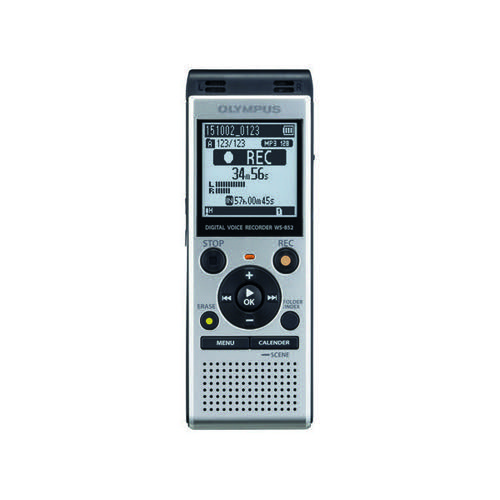 Olympus WS-852 Digital Voice Recorder Silver V415121SE000