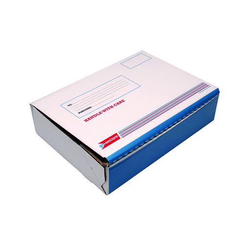 GoSecure Post Box Size B 318x224x80mm (Pack of 20) PB02281