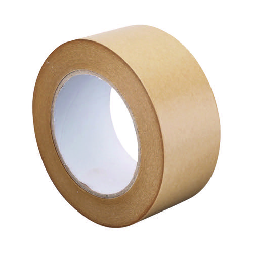 GoSecure Kraft Paper Tape 50mmx50m (Pack of 6) RY10724