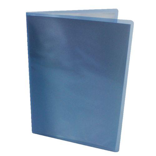 Pentel Recycology A4 Display Book Clear 20 Pocket Blue PK20