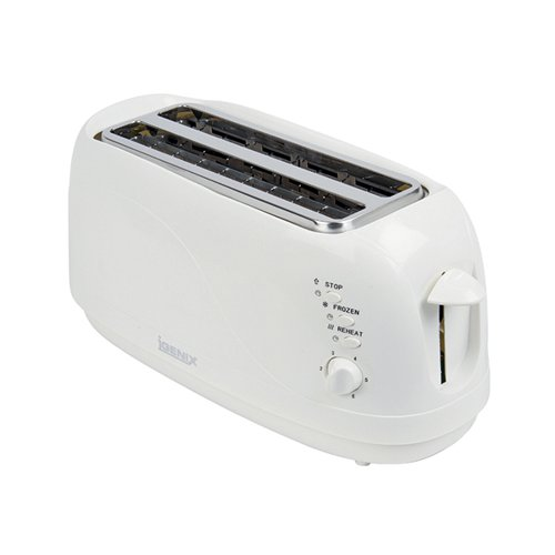 Igenix 4 Slice Long Toaster 149527 IG3020