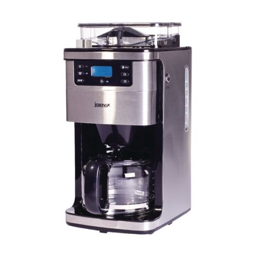 Bean to Cup Coffee Machine 12 Cup Silver IG8225