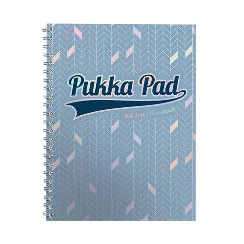 Pukka Glee Jotta A4 Light Blue PK3