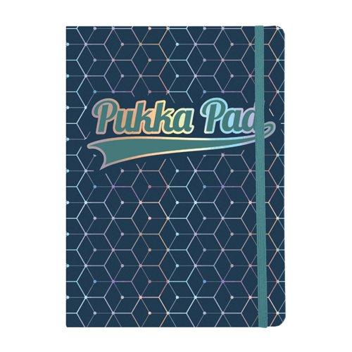 Pukka Glee Journal Dark Blue PK3