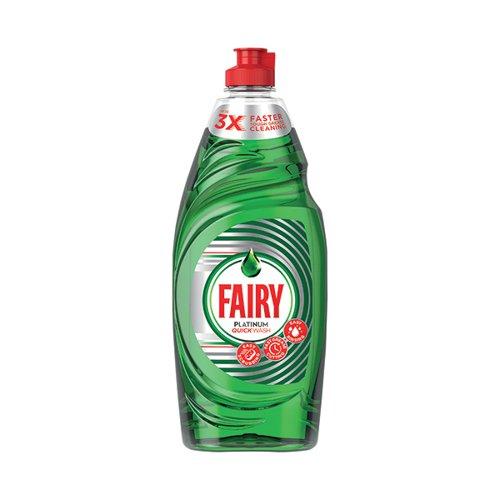 Fairy Platinum Dish Washing Liquid 615ml