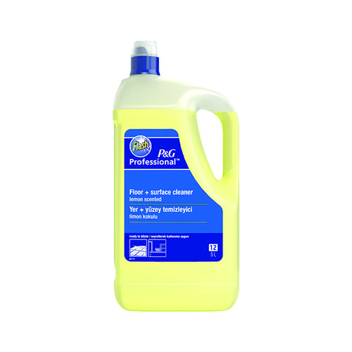 Flash Lemon All Purpose Cleaner 5Ltr