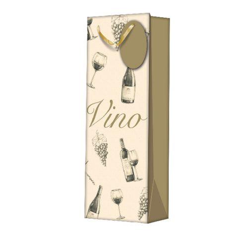 Regent Vino Bottle Bag (Pack of 6) Z704B