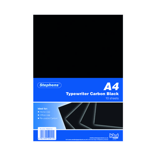 Stephens Typewriter Carbon Paper 40gm
