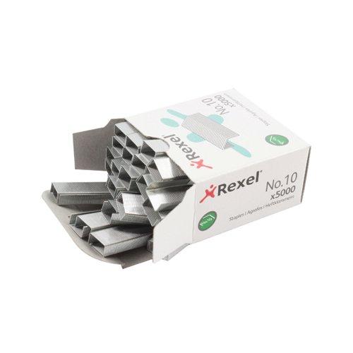 Rexel No10 Staples 5mm 06005 (PK5000)