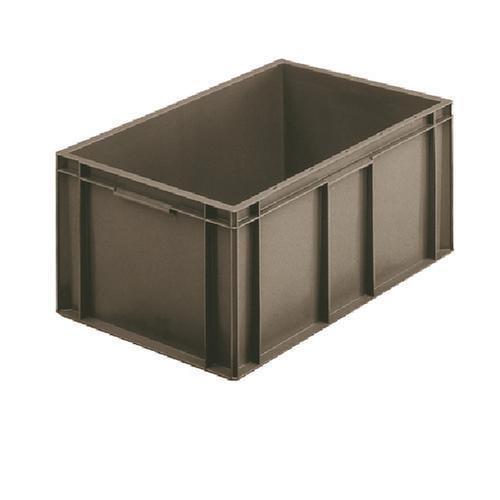 VFM 600x400x175mm Grey European Stacking Container 307487