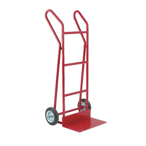 Hand Truck Heavy Duty Plate Footiron 254mm (Maximum load capacity 20kg) 309038