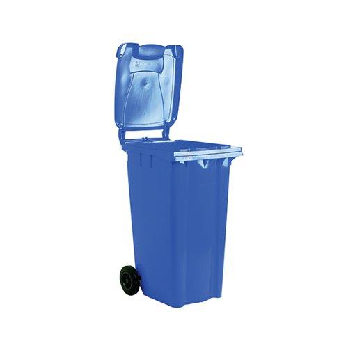 Wheelie Bin 240 Litre Blue (W580 x D740 x H1070mm) 331179