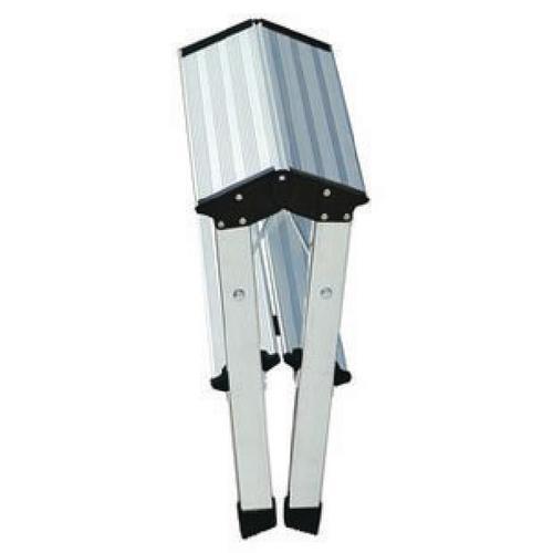 Aluminium 2 Tread Folding Kick Step 349026