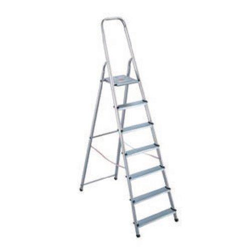 Image for Aluminium Step Ladder 7 Step (Platform sits 1450mm Above the Floor) 358741