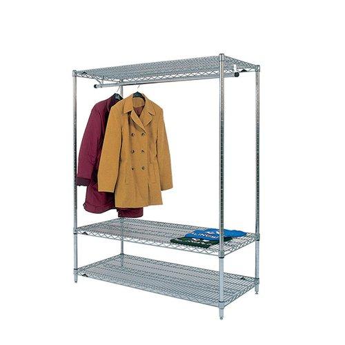 Garment Hanging Rail 2448S Static 366046