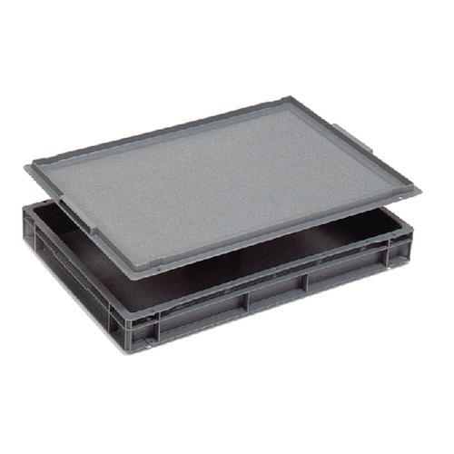 Plastic Lid For 600x400mm Grey 308697
