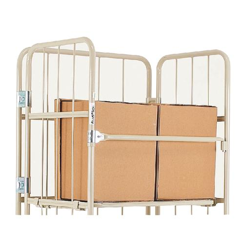 VFM Grey Nesting Roll Cage Container Extra Shelf 323179