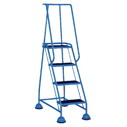 4 Tread Step Light Blue 385138