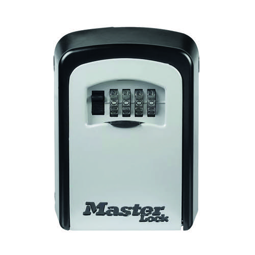Master Lock Select Access 4-Digit Combination Lock Key Storage Unit 5401D
