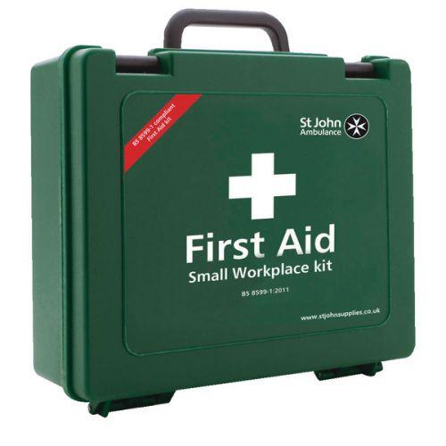 St John Ambulance Workplace First Aid Kit Small 25 Person F30657