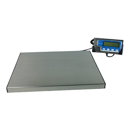 Salter Electronic Parcel Scale 60 kg (Detachable LCD screen hold and tare functions) X20Gms WS60
