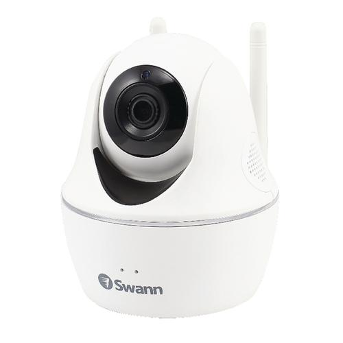 Swann 1080p Pan Tilt Wi-Fi Camera (2MP 1080P HD resolution and powerful night vision) SWWHD-PTCAM-UK
