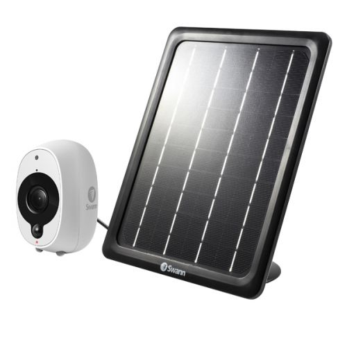 Swann Solar Panel for Smart Security Camera SWWHD-INTSOL-UK