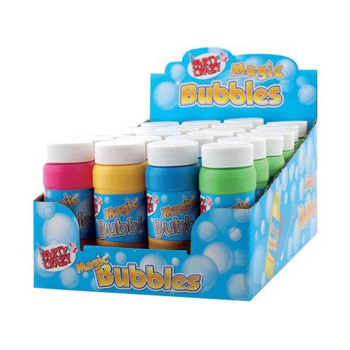 Tallon Magic Bubbles 60ml (24 Pack) TA09281