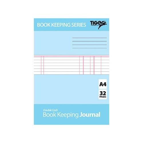 Book Keeping Journal (Pack of 6) 302301