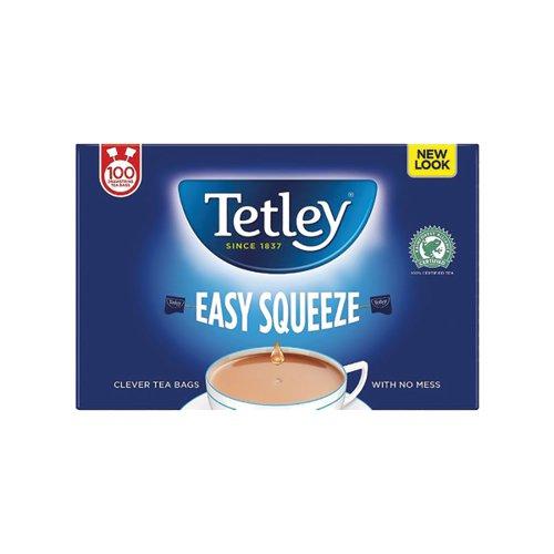 Tetley Drawstring Tea Bag (Pack of 100) 1050A