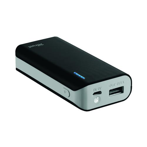 Primo Power Bank 4400 Portable Charger Black 21224