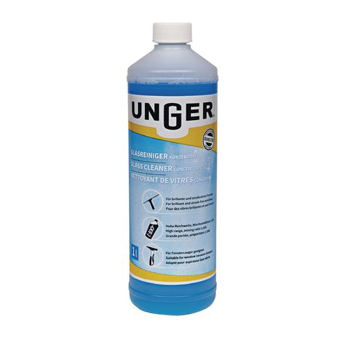 Unger Glass Cleaner Concentrate 1 Litre 85542D