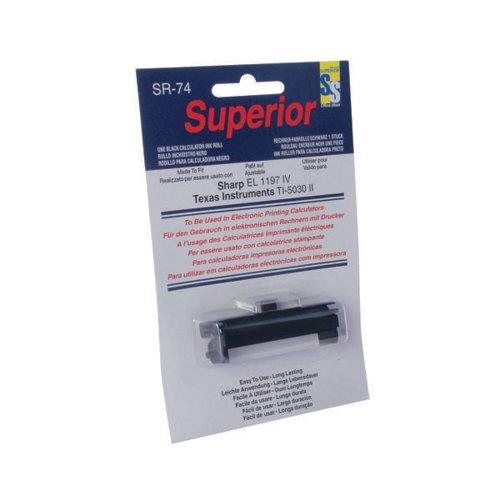 Calculator IR74 Black Ink Roller SPR74