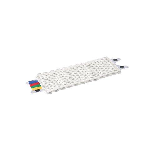 Vileda Microlite Mop Pad With Assorted Tags 129620