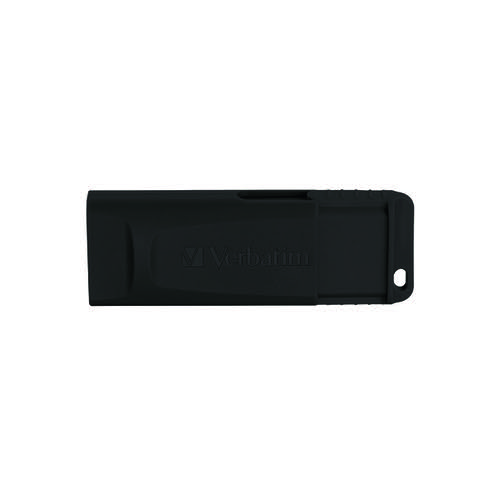 Verbatim Store n Go Slider USB 2.0 16GB Black 98696