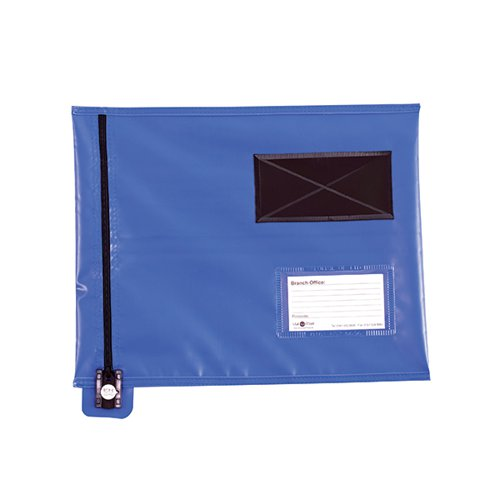 GoSecure Flat Mail Pouch 286x336mm CVF1
