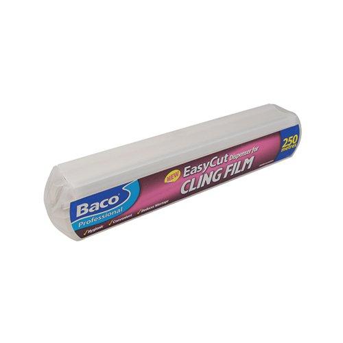 Bacofoil Easy Cut Catering Film Dispenser 250mx35cm 70B09