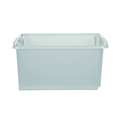 Stack And Store 14 Litres Small Natural Storage Box S01S8010