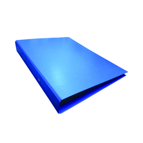 2-Ring Slim Line Ring Binder A4 25mm Blue (Pack of 10) WX02003