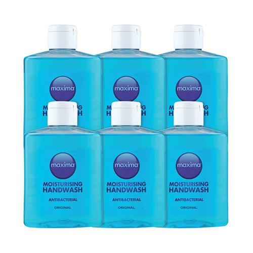 Antibacterial Soap 250ml (Pack Of 6) 0604002