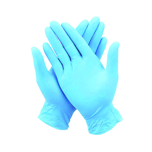 Nitrile Gloves Small (Pack of 100) WX07355