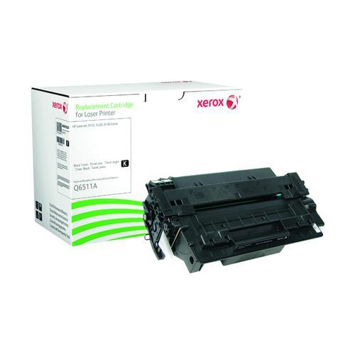 Xerox Replacement Toner Black Q6511A 006R03020
