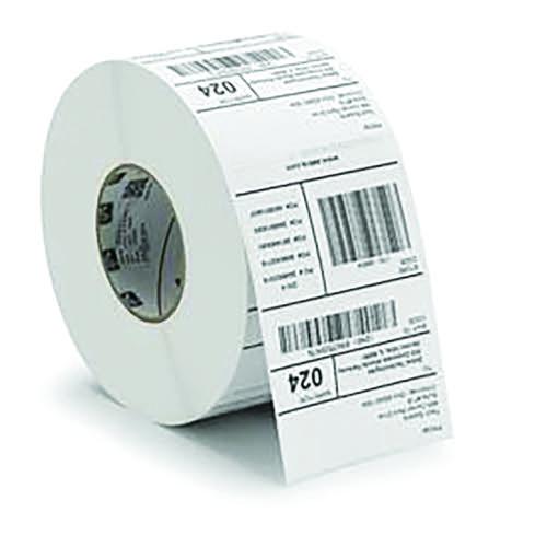 Zebra Label Paper Industrial Prf 1000D 102x152mm (Pack of 4) 3007096-T