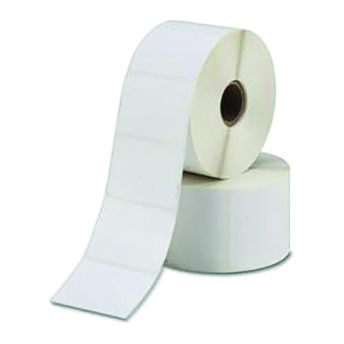 Zebra Label Paper Industrial 1000D 102x152mm (Pack of 4) 87809
